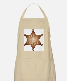 Cute Law and order Apron