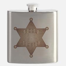 Unique Us history Flask