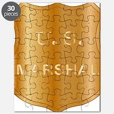 Cute Bronze star Puzzle