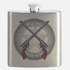 Unique Wyatt earp Flask
