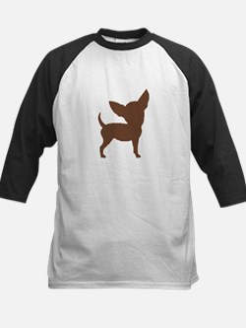 Chihuahua Two Brown 1 Baseball Jersey