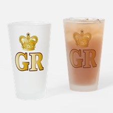 Unique King george Drinking Glass