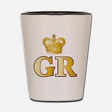 Cute Royal Shot Glass