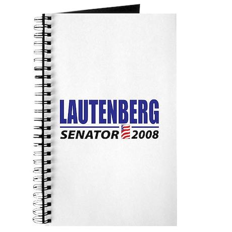 Frank Lautenberg Journal