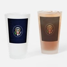 Unique Presidential seal Drinking Glass