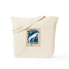 makos Tote Bag