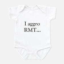aggro rmt Infant Bodysuit