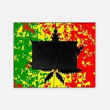 Unique Rastafarianism Picture Frame