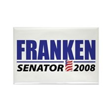 Al Franken Rectangle Magnet