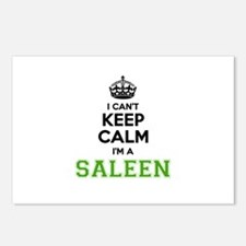 SALEEN I cant keeep calm Postcards (Package of 8)