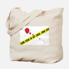 Cute Blood splatter Tote Bag
