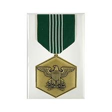 Commendation Medal Rectangle Magnet