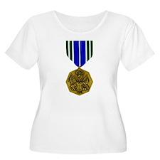 Army Achievement Women's Plus Size Scoop Neck Tee