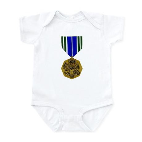 Army Achievement Infant Bodysuit