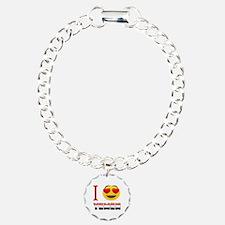 I love Yemen Bracelet