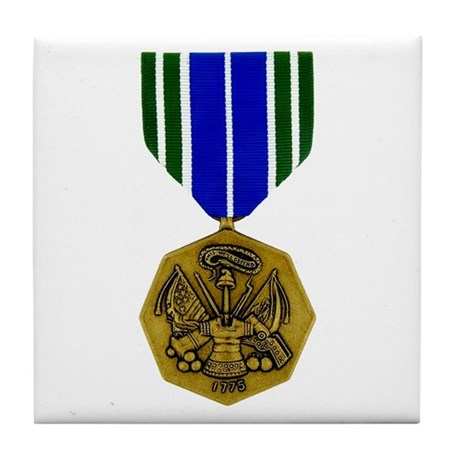 Army Achievement Tile Coaster