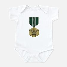 Commendation Medal Infant Bodysuit