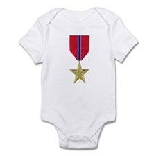 Bronze Star Infant Bodysuit