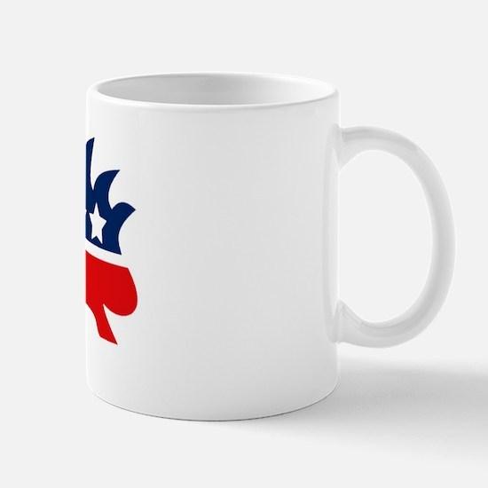 Libertarian Porcupine Mugs