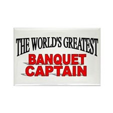 """The World's Greatest Banquet Captain"" Rectangle M"