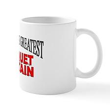 """The World's Greatest Banquet Captain"" Mug"