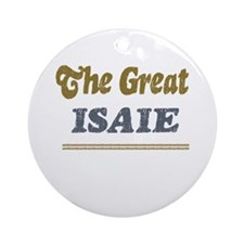 Isaie Ornament (Round)