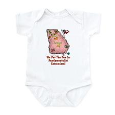 GA-Fundamentalist! 2003- Infant Bodysuit
