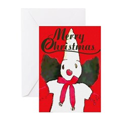 Little Snowman Greeting Cards (Pk of 20)