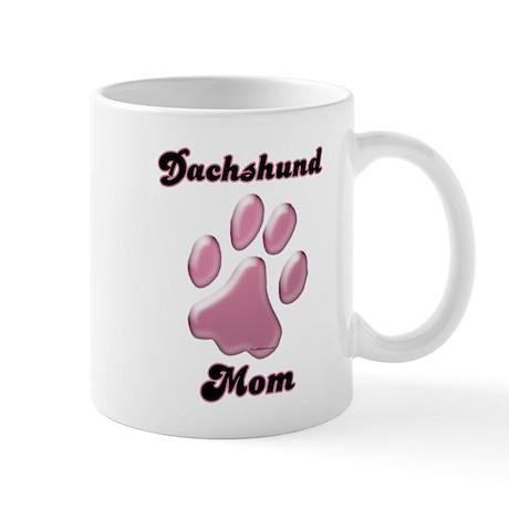 Dachshund Mom3 Mug