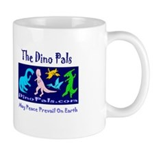 DinoPals End Poverty Day Coffee Mug