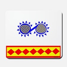 CHICKASAW INDIAN Mousepad