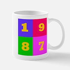 1987 Years Designs Mug