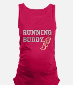 RUNNING BUDDY Maternity Tank Top