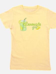 Cute Lemons Girl's Tee