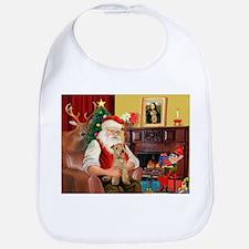 Santa/Lakeland Terrier Bib