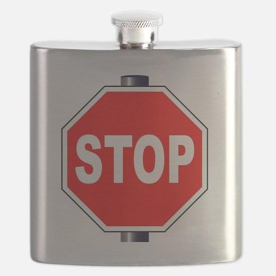 Funny Automobile Flask