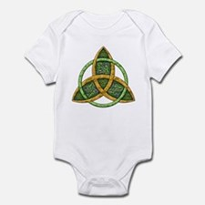 Celtic Trinity Knot Infant Bodysuit