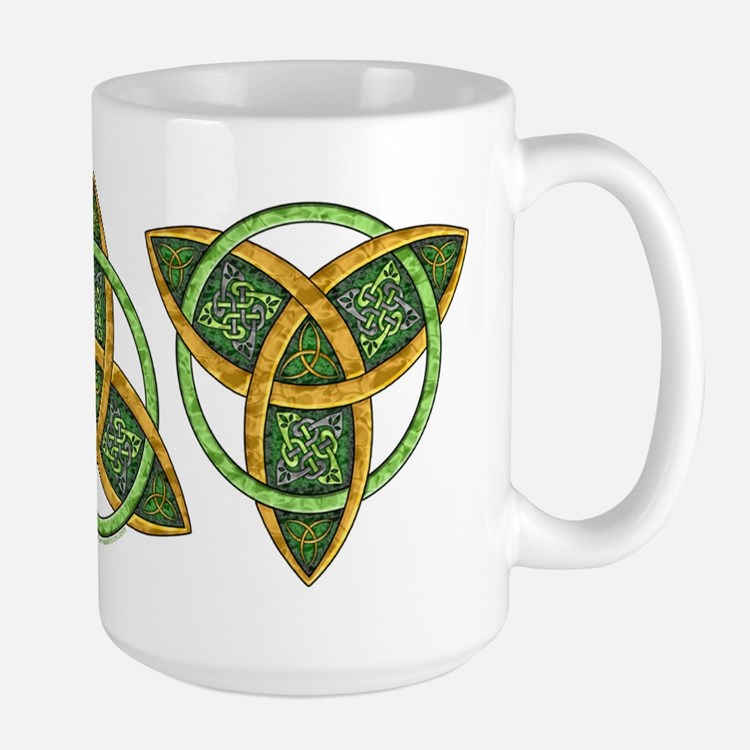 Celtic Trinity Knot Mug