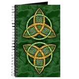 Celtic Journals & Spiral Notebooks