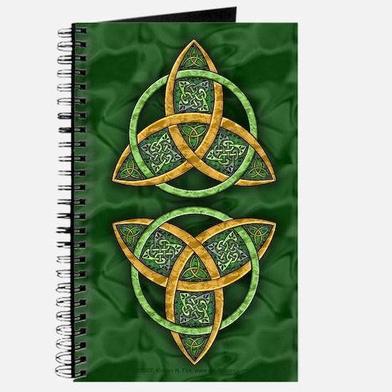 Celtic Trinity Knot Journal