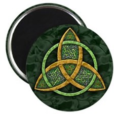 Celtic Trinity Knot Magnet