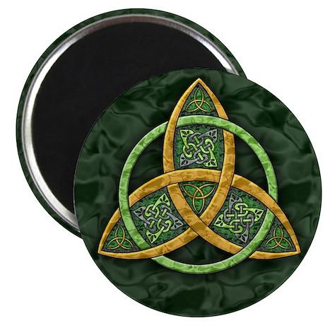 Celtic Trinity Knot Magnet