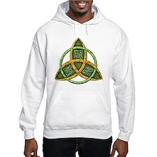 Celtic Trinity Knot Jumper Hoody