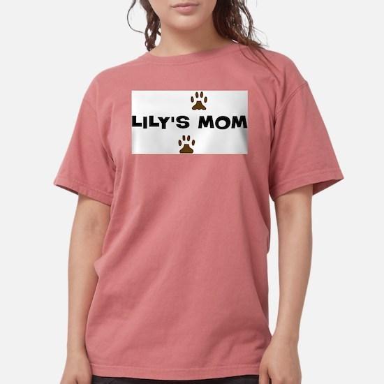 Lily Mom T-Shirt