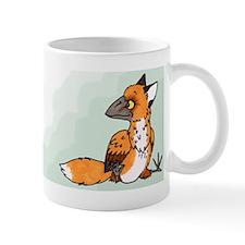 """""""Foxy Chick"""" mug"""