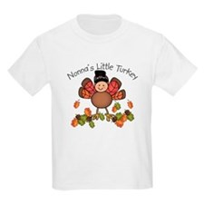 Nonna's Lil Turkey T-Shirt