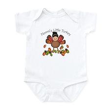 Nonna's Lil Turkey Infant Bodysuit