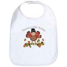 Nonna's Lil Turkey Bib