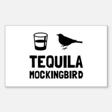 Tequila Mockingbird Decal