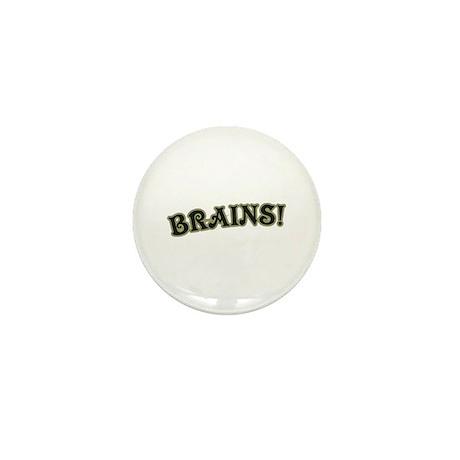Brains! Mini Button